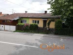 Stan u Arandjelovacu kuca na prodaju Hitno nije fiksno.