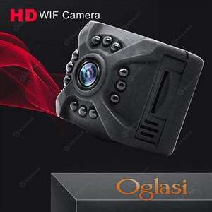 Spijunska mini kamera X5 Ip Wifi Spy Camera