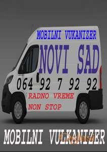 Mobilni Vulkanizer Novi Sad