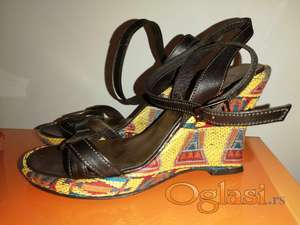 Sandale, kožne, vel.36