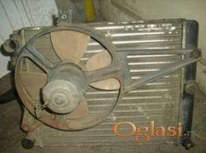 Hladnjak sa ventilatorom za tavriju
