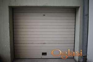 Izdajem Garažu na Novoj Detelinari - Rumenačka 47