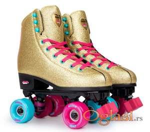 * Rookie Rollerskates X BUMP GOLD *
