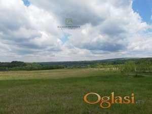 Poljoprivredno zemljište od 13,2 ha na Kosmaju