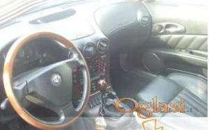 Beograd Alfa Romeo 166 2.0 ts 2001