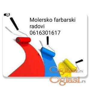 Novi Sad,Molersko-Farbarske usluge