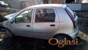 Fiat Punto 2009 Havarisan