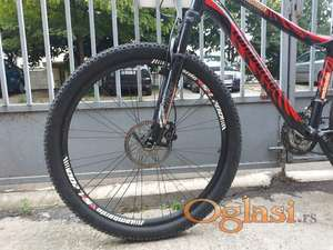 Lombardo Alverstone 700 Red Shimano SLX
