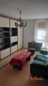 Dvosoban namešten stan kod Studentskog doma