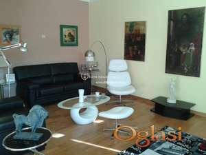 Izdavanje  stanova Beograd-Palilula-Četvorosoban namešten stan