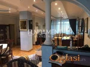 5.0 YBC CRVENKAPA 156 m2, luksuzno namešten i opremljen ID#1374