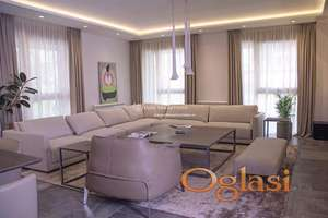 Izdavanje-Lux stan na Vračaru sa 2 garažna mesta 060-66 89 686