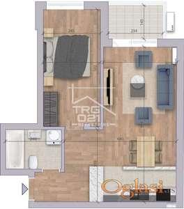 Dvosoban stan kod Sajma! Novogradnja ID#3193