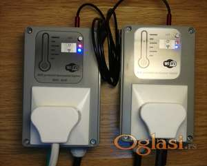 Wifi tajmer-termostat-prekidač za TA peć