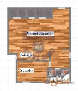 Dvosoban stan u izgradnji!! 021/221-5100