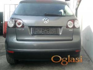 Novi Sad Volkswagen - VW Golf 5 plus 1.9 TDI 2005