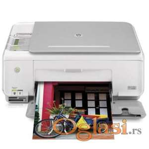 HP PhotoSmart C3180 All-in-one štampač, kao nov!