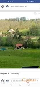 Hitno!!!.Plac u podnožju planine Zlatibor, na prelepoj lokaciji i okružen prelepom prirodom.