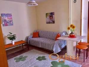 Izdajem komfortan  jednoiposoban stan blizu Futoske pijace.