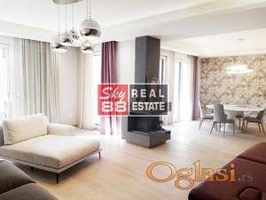 4,0 Vozdovac, FON, ultra luksuzan stan, retko u prodaji! ID#1516
