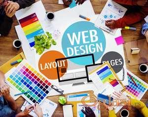IZRADA Web sajtova. Graficki Dizajn. 8 posto popust