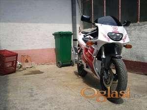 Yamaha Ttr125l 2001