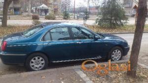Rover 75 2.0 v6 2002