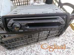 Radio cd driver s Sony