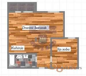 Dvosoban stan u izgradnji ! TOP lokacija ** 021/6322-111 **