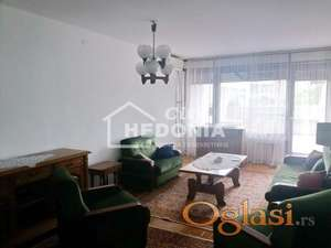 Prostran četvoroiposoban stan u Vojvode Stepe ID#7442
