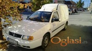 Vršac Volkswagen - VW Caddy D 1500 EUR