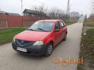 Dacia Logan 2005. 1,4 benzin gas reg. 8.2021.