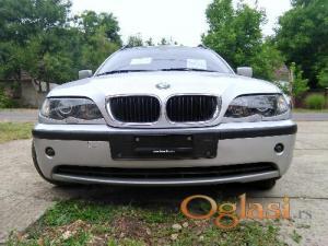 Kikinda BMW 320 2002
