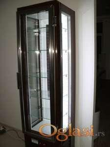 Rashladna vitrina za kolače 50x50x200cm