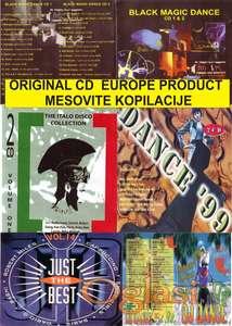 mesovite hitici original cd kopilacije