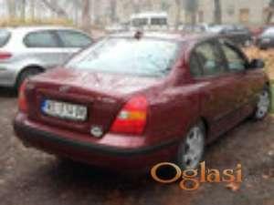 Novi Sad Hyundai Elantra GLS 2001