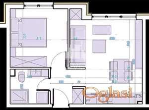 Palisad,Titova vila, apartman, 33,32m2, ID#1169