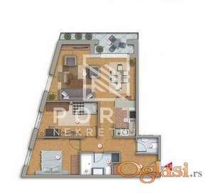 Prodaja,stan,4.0,85m2,Beograd,Zvezdara,Voje Veljkovića,127500eur+PDV(10%) ID#1131