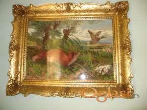 Vilerov goblen - Lisica u lovu