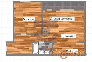 BEZ ULAGANJA- jednoiposoban stan, 062/584-746 Dragana