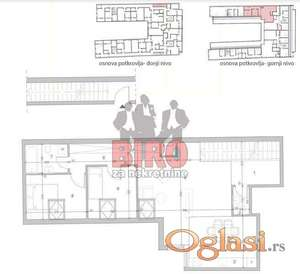 Nov trosoban stan na Petrovaradinu, pet minuta od centra grada. TOP lokacija