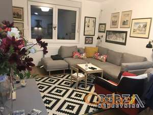 PRODAJA STANOVA  NOVI SAD  DVOIPOSOBAN  NOVO NASELJE Prodaje se nov kompletno nameten dvoiposoban stan koji se nalazi u blizini Futo