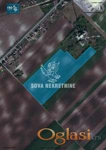 Gradjevinsko zemljište u radnoj zoni u Subotici ID#1004