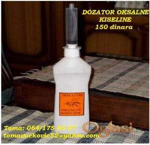 Dozator oksalne kiseline