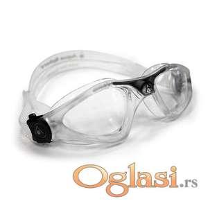 Ronilačke naočare KAYENNE CLEAR T/BL