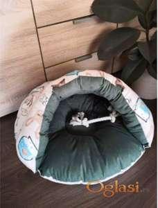 Pećinica krevet za ljubimce