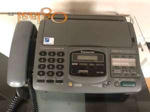 Telefax Panasonik KX-F780