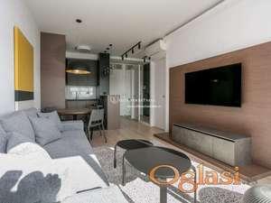 Izdavanje stanova Beograd-A blok-Lux stan sa garažom