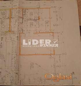 Zemun - Meandri, 40m2+10m2 lođa ID#108999