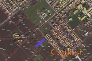 plac u Odžacima, 20 ari građevinsko zemljiste
